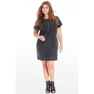 Fashion to Figure Denim Dress